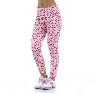 Adidas Adistar Cropped Pant Golfhousut Roosa