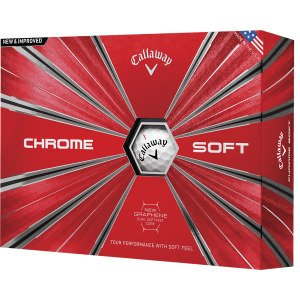 Callaway Chrome Soft Dz Golfpallo