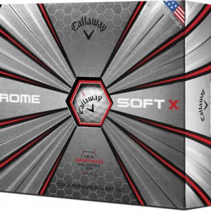 Callaway Chrome Soft X Dz Golfpallo