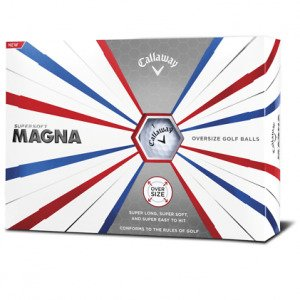 Callaway Supersoft Magna Dz Golfpallo