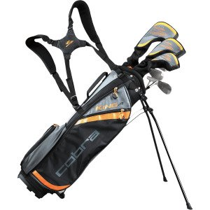 Cobra King Jr Set 10-12 Golfmaila