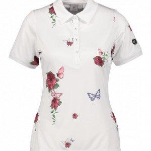Cross Sportswear Flower Polo Golfpikee