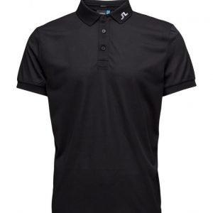 J. Lindeberg Golf M Kv Reg Tx Pique golfpolo
