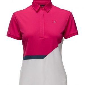 J. Lindeberg Golf W Ashlie Tx Jersey golfpolo