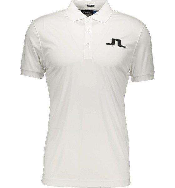 J Lindeberg M Big Bridge Reg Tx Jersey golfpolo