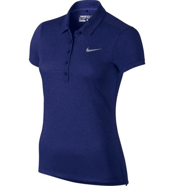 Nike W Precision Heather Polo golfpolo