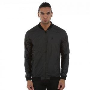 Peak Performance Octon Jacket Golftakki Musta