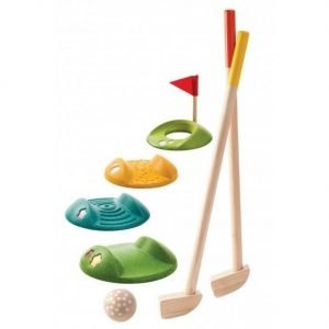 Plan Toys Mini Golf -setti