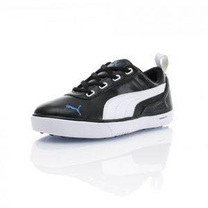 Puma Golf Monolite Jr Golfkengät Musta / Valkoinen