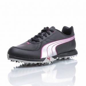 Puma Golf Pg Seetee Wns Golfkengät Musta / Harmaa