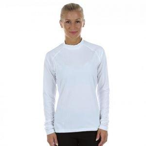 Puma Golf Womens Mockneck Golfpikee Valkoinen
