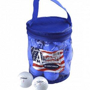 Second Chance 25 Titleist Mix Grade B Golfpallo