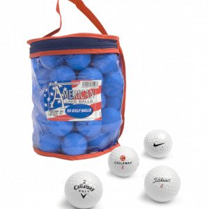 Second Chance 50 Balls Bag Golfpallo