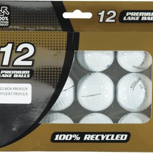 Second Chance Pro V1 Mix Dz Golfpallo