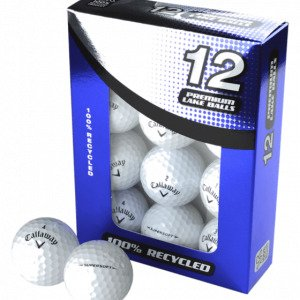 Second Chance Supersoft Grade A Golfpallo