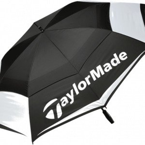 Taylor Made Dbl Canopy Umbrella 64 Golfsateenvarjo