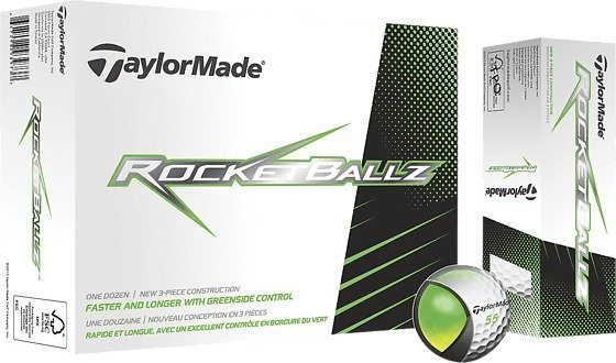 Taylor Made Rocketballz Dz golfpallot