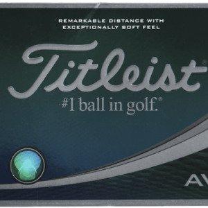 Titleist Avx Dz Golfpallo