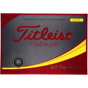 Titleist Dt Trusoft Golfpallo