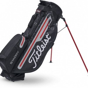 Titleist Players 4+Stadry Standbag Golfbägi
