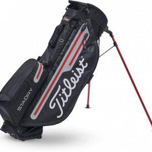 Titleist Players 4+Stadry Standbag Golfbägi