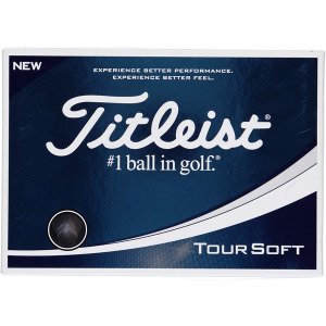 Titleist Tour Soft Dz Golfpallo