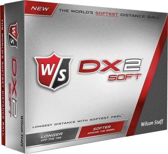 Wilson Dx2 Soft Dz Ii golfpallot