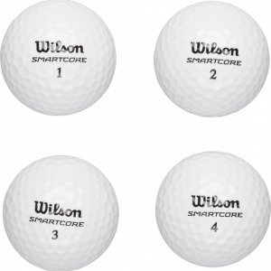 Wilson Smart Core 7 Dz Golfpallo