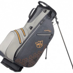 Wilson Ws Dry Tech Ii Standbag Golfbägi