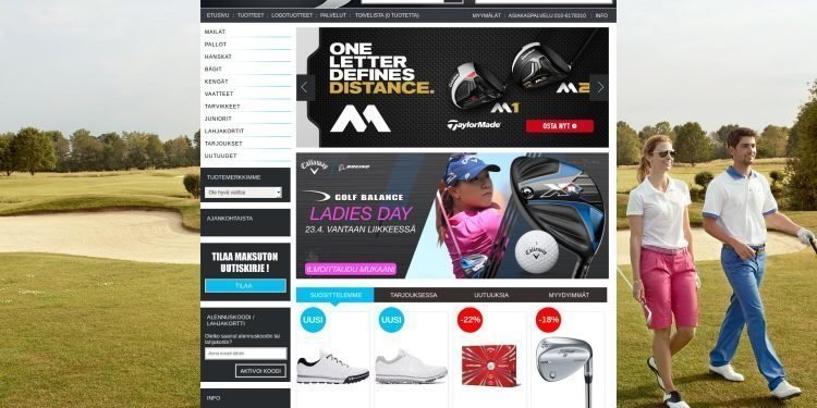 Golf Balance Oy